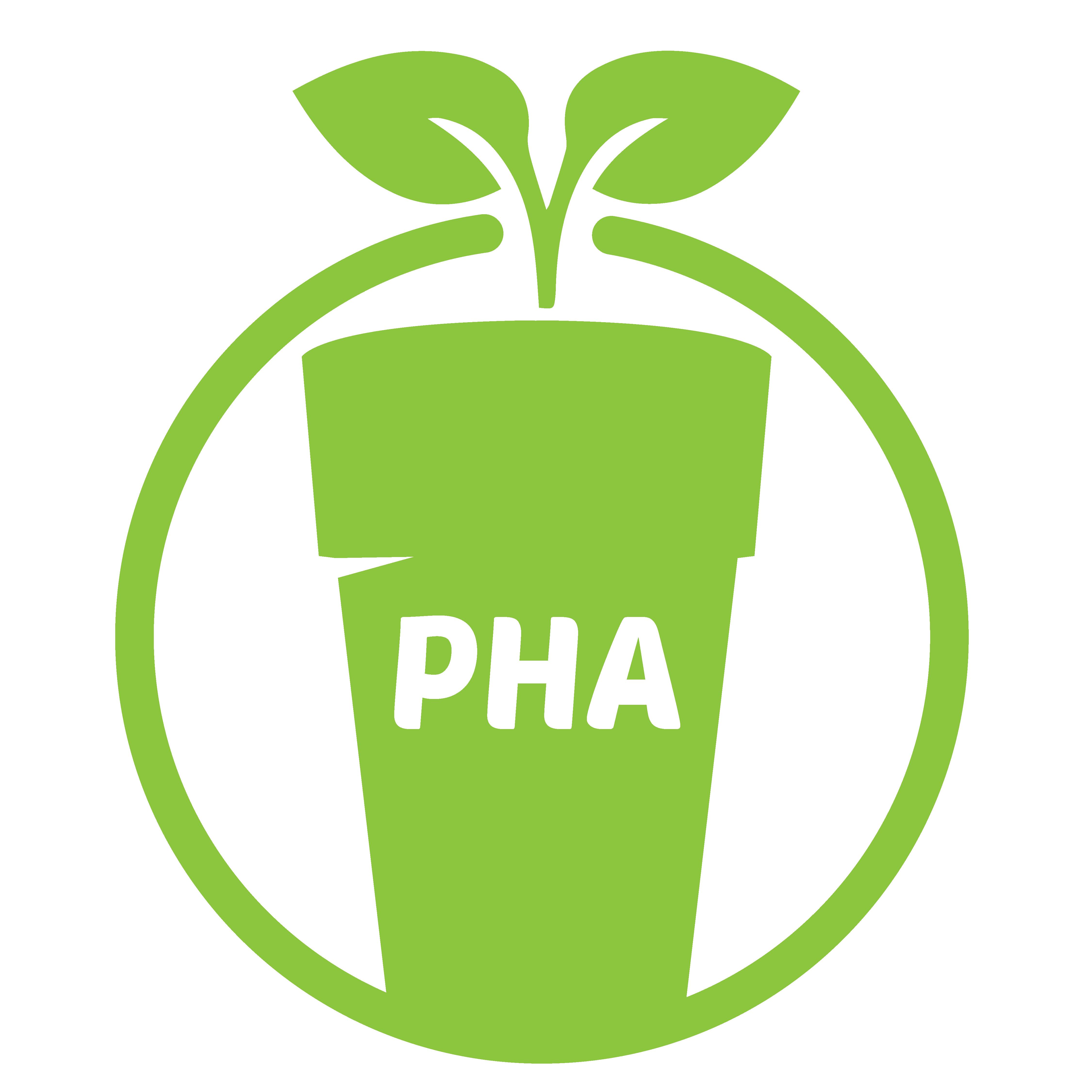 Biologisch afbreekbaar PHA